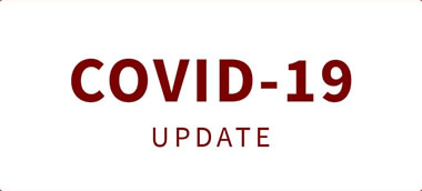 Update on Covid 19