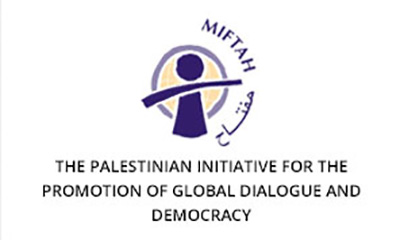 The Palestinian Initiative for the Promotion of Global Dialogue and Democracy